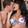 TGIRL Foxxy Transsexual Pornstar hardcore hot tub sex pics